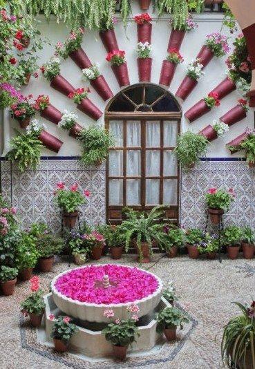 El Patio Andaluz Y Sus Ventajas Arquitectura Bio